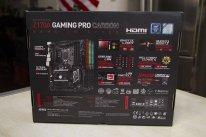 MSI Z170A Gaming Pro Carbon Motherboard Carte Mère Unboxing Images Photos Déballage GamerGen com Clint008 (3)