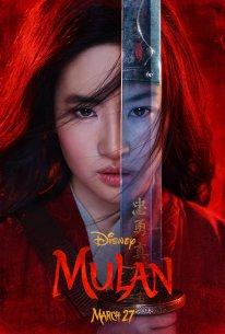 Mulan Poster Affiche