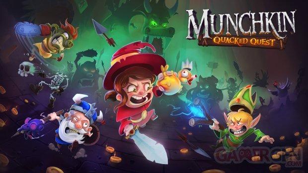 Munchkin Quacked Quest screenshot (1)