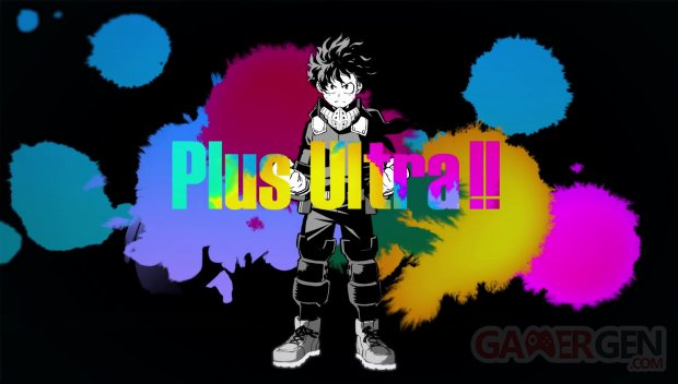 My Hero Academia Ones Justice Plus Ultra vignette 13 04 2018