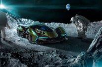 n Turismo Sport Lamborghini V12 Vision GT pic 10