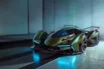 n Turismo Sport Lamborghini V12 Vision GT pic 1