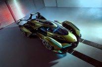 n Turismo Sport Lamborghini V12 Vision GT pic 2