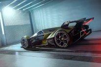 n Turismo Sport Lamborghini V12 Vision GT pic 3