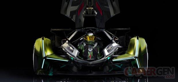n Turismo Sport Lamborghini V12 Vision GT pic 9