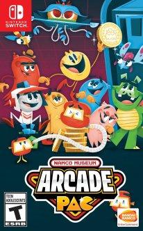 Namco Museum Arcade Pac jaquette 02 07 2018