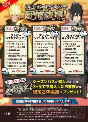 Naruto Shippuden Ultimate Ninja Storm 4 02 11 2015 DLC