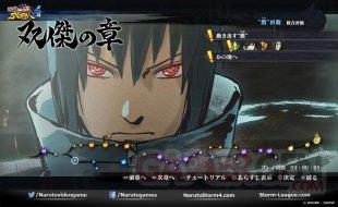 Naruto Shippuden Ultimate Ninja Storm 4 10 08 2015 screenshot Sasuke Story mode 1