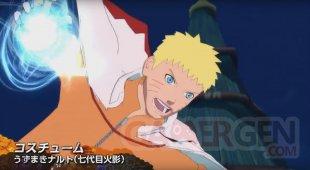 Naruto Shippuden Ultimate Ninja Storm 4 costume DLC bande annonce
