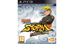 Naruto Shippuden Ultimate Ninja Storm Collection jaquette