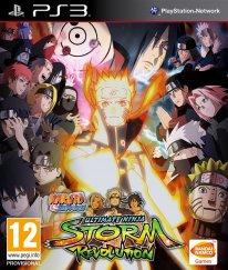 Naruto Shippuden ultimate Ninja storm revolution PEGI PS3