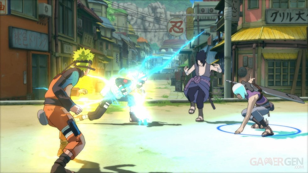 Naruto Shippuden Ultimate Ninja Storm Trilogy edition switch image (16)