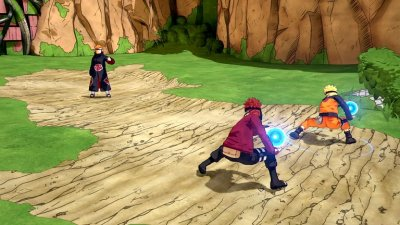 Naruto to boruto shinobi striker pc free