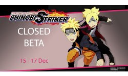 Naruto to Boruto Shinobi Striker bêta 02 12 2017