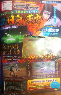 Naruto to Boruto Shinobi Striker Neji scan