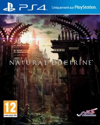 natural doctrine jaquette ps4