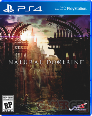 Natural Doctrine jaquette