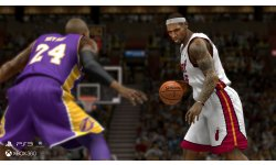 NBA 2K14 lebron vs kobe