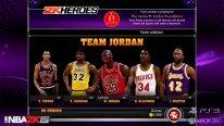 NBA 2K15 Mode Hero team jordan