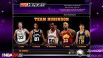 NBA 2K15 Mode Hero team robinson