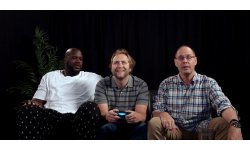 NBA 2k15 Shaquille O'Neal et Ernie Johnson video