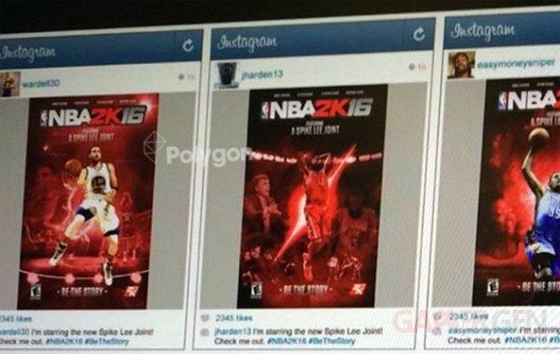 NBA 2K16 24 04 2015 leak