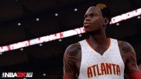 NBA 2K16 Dennis Schroder Screenshot