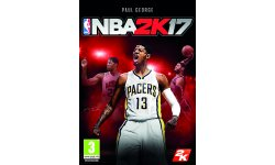 NBA 2K17 jaquette Paul George