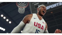 NBA 2K17 Team Usa versus Dream Team