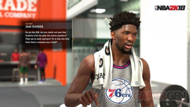 NBA 2K18 31 07 2017 screenshot 1