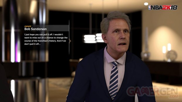 NBA 2K18 31 07 2017 screenshot 2