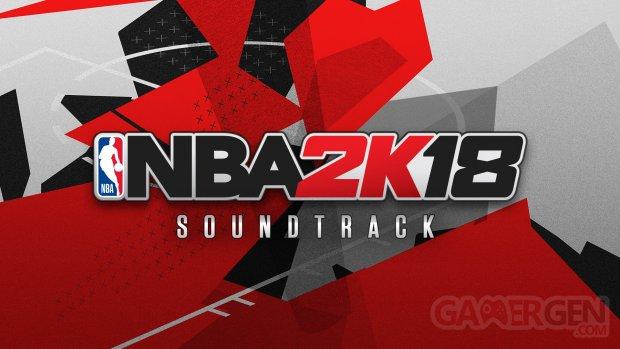 NBA 2K18 official soundtrack OST