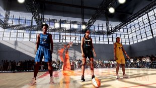 NBA 2K21 The W screenshot 4