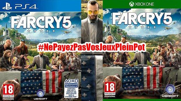 ne payez pas vos jeux 70 euros Far Cry 5