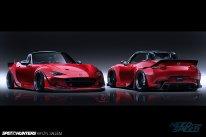 Need for Speed 26 07 2015 DESIGN WORK KHYZYL SHOT