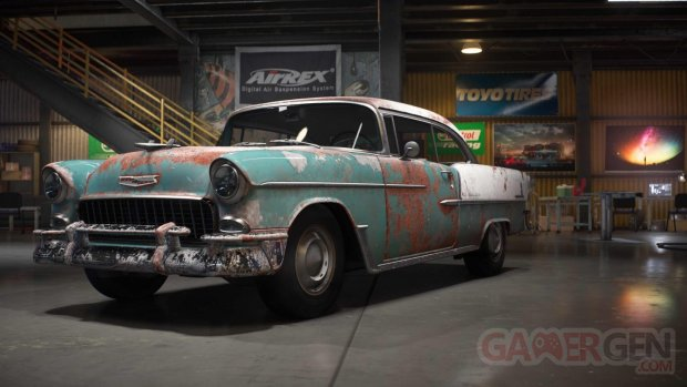 Need for speed payback images de la chevrolet bel air for Garage nissan terville 57