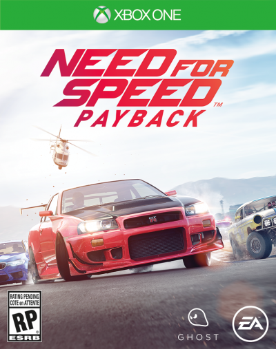 need for speed payback sur xbox one gamergen com. Black Bedroom Furniture Sets. Home Design Ideas