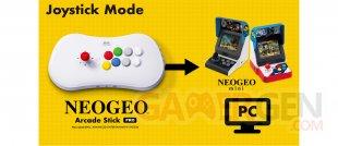Neo Geo Arcade Stick Pro 3