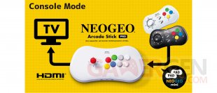 Neo Geo Arcade Stick Pro 4