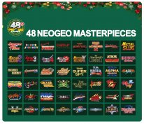 Neo Geo christmas edition noel images consoles (1)