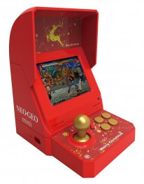 Neo Geo christmas edition noel images consoles (3)