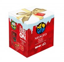 Neo Geo christmas edition noel images consoles (4)