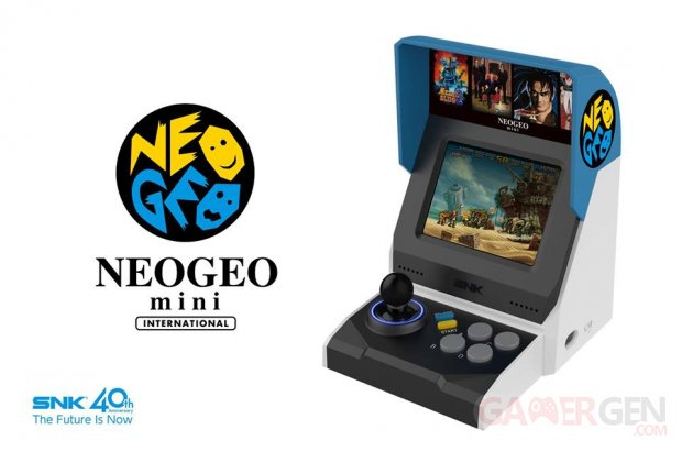 NEO GEO Mini Annonce Japon Occident images (2)