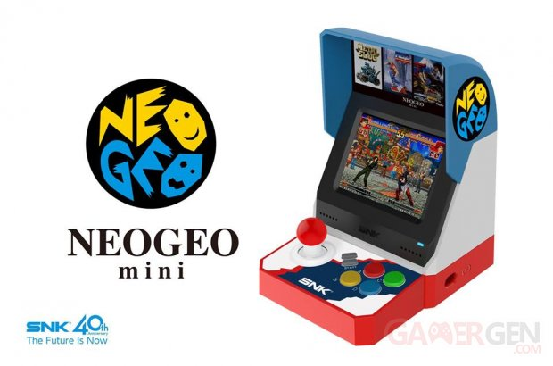 NEO GEO Mini Annonce Japon Occident images (4)