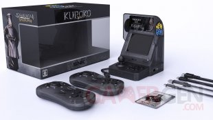 Neo Geo Mini Samurai Shodown 5.