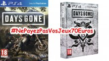 NePayezPasVosJeux70Euros - Days Gone