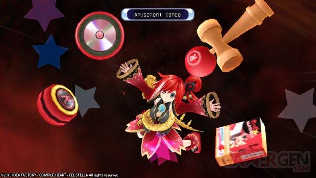 Neptunia ReBirth2 RED