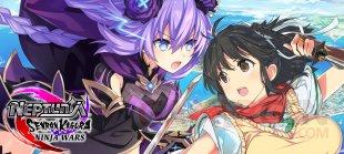 Neptunia x Senran Kagura Ninja Wars 28 07 2021 key art 2