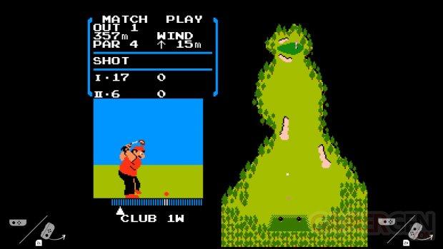 NES Golf Nintendo Switch Flog3