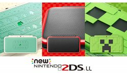 New 2DS XL Collector Edition Animal Crossing Minecraft Mario Kart images (16)